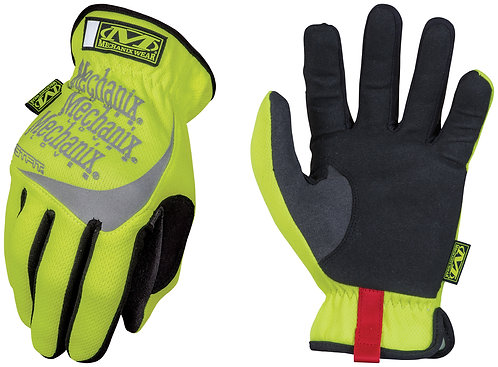 Mechanix Wear 2X Hi-Viz Yellow