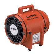 """Allegro 13 1/4"""" X 12"""" X 13 3/4"""" 816 cfm 1/4 hp 12 VDC 22 A Motor Com-Pax"""