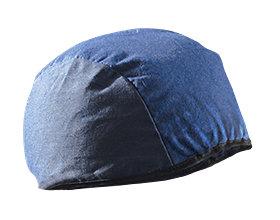 OccuNomix Navy Blue Tuff Nougies Cotton Beanie
