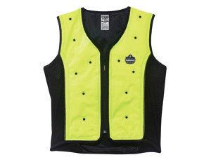 Ergodyne Medium Hi-Viz Lime Green Chill-Its 6685