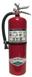 Amerex  11 # Halotron  I 1A:10B:C Fire Extinguisher