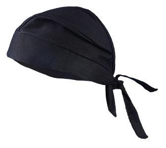 OccuNomix Wavy Flag Tuff Nougies 100% Cotton Deluxe Doo Rag Tie Hat