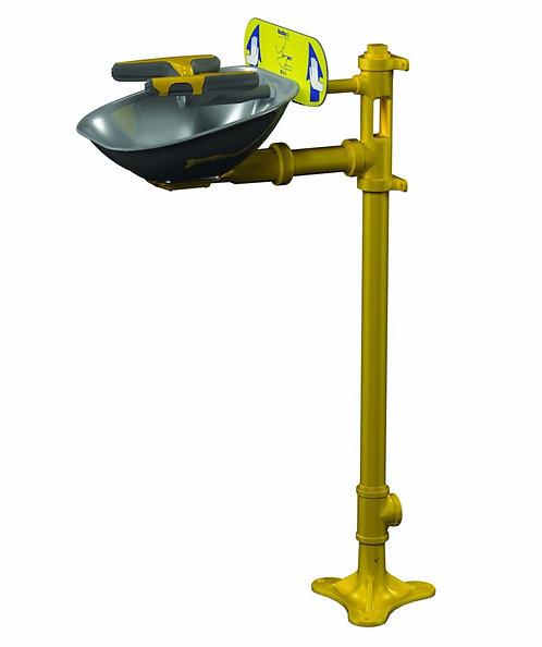 Bradley Halo Pedestal Mounted Eye/Face Wash Station