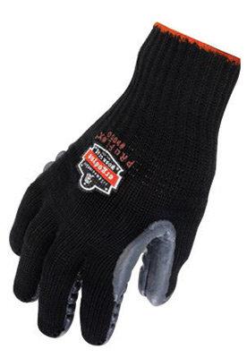 Ergodyne Medium Black ProFlex Rubber Full Finger