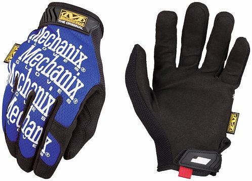 Mechanix Wear Small Black And Blue