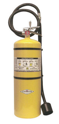 Amerex  30 # Stored Pressure Copper Fire Extinguisher