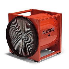 """Allegro 26"""" 9570 cfm 2 hp 115/230 VAC 60 Hz Steel Standard Axial Blower"""