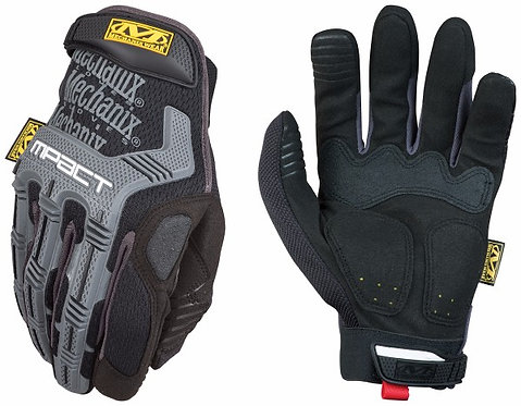 Mechanix Wear Small Black And Gray M-Pact