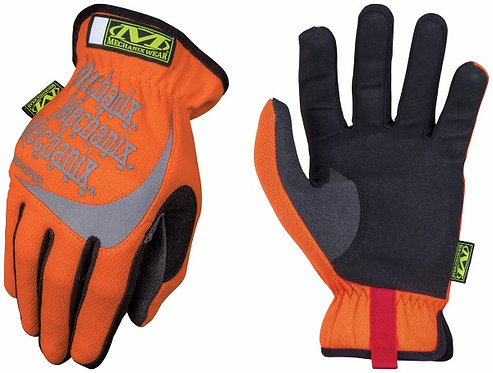 Mechanix Wear Small Hi-Viz Orange
