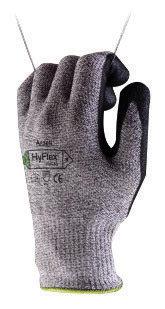 Ansell Sz 11 HyFlex 11-4353 Cut Resistant Gloves