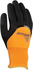 Ansell Size 8 Hi-Viz Orange & Black ActivArmr  97-011 Lined Gloves