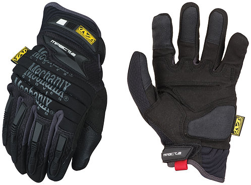 Mechanix Wear Medium Black M-Pact