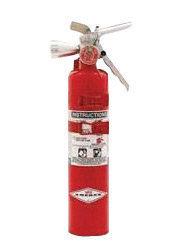 Amerex  2.5 # Halotron  I 2-B:C Fire Extinguisher