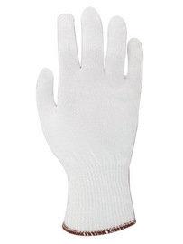 Ansell Sz 7 White SafeKnit Ambidextrous Cut Resistant Gloves