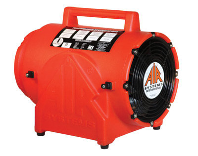 ASI 974 cfm 1/3 hp 115 VAC 60 Hz Ventilation Fan