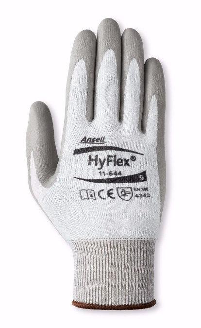 Ansell Sz 6 HyFlex Cut Resistant Gloves