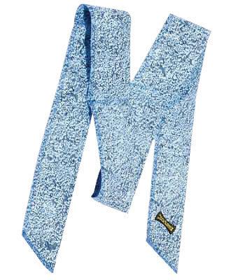 OccuNomix Blue Denim Miracool  100% Cotton Neck Bandana