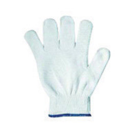 Ansell Size 9 White LW Stretch Nylon Low Lint Inspection Gloves
