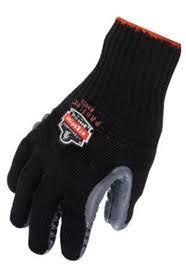 Ergodyne Large Black ProFlex Rubber Full Finger
