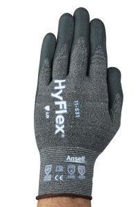 Ansell Sz 6 HyFlex 18 Cut Resistant Gloves