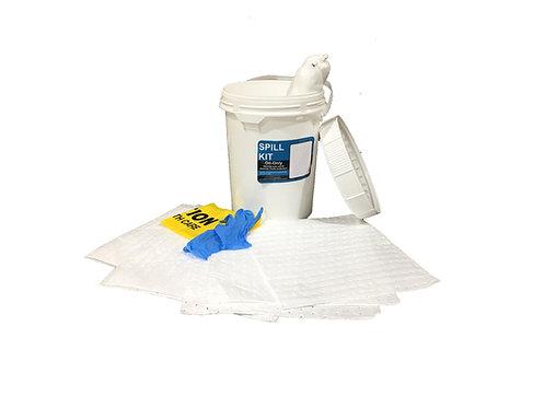 10 Gallon Oil Only Bucket Spill Kit