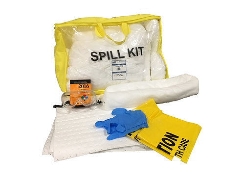 15 Gallon Oil Only Economy Bag Spill Kit