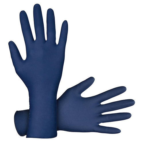*** IN STOCK *** 14 Mil Latex Disposable Gloves PF 50/Box, Size XL