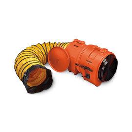 "Allegro 34"" X 22 1/2"" X 22 1/2"" 3200 cfm 1 hp 115 VAC 9 Amps Axial Blower"