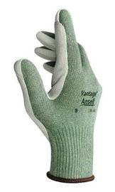 Ansell Sz 9 Green VantageMed Weight Cut Resistant Gloves