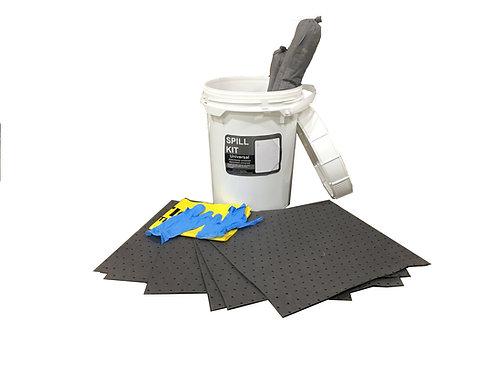 10 Gallon Universal Bucket Spill Kit