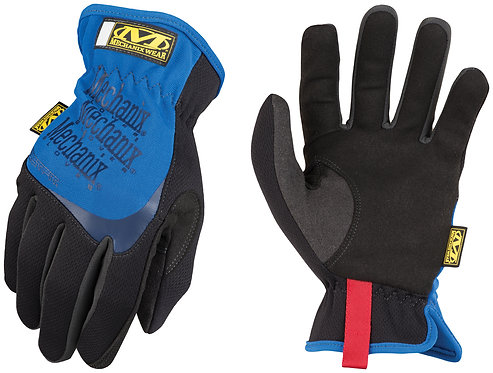 Mechanix Wear 2X Black And Blue
