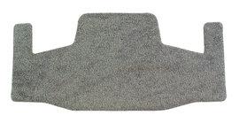 Bullard Gray Cotton Replacement Brow Pad For Use w/ Bullard Suspensions