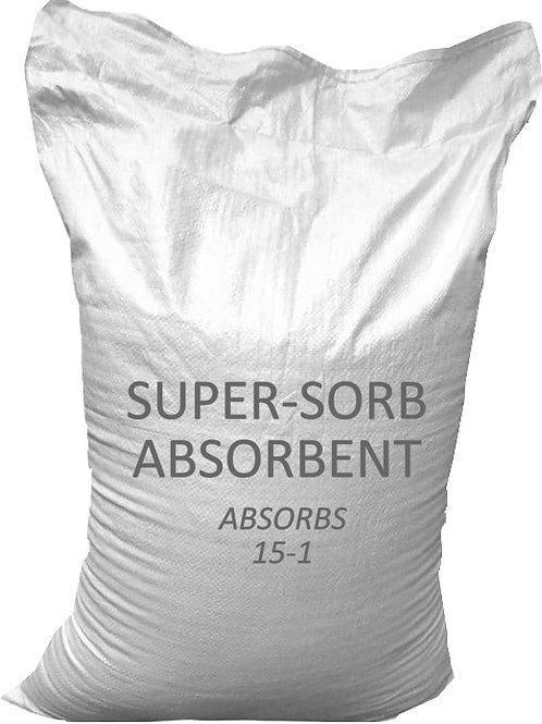 1250P Super Sorb, 4 Cubic Ft. Bag (Approx 30 lbs)