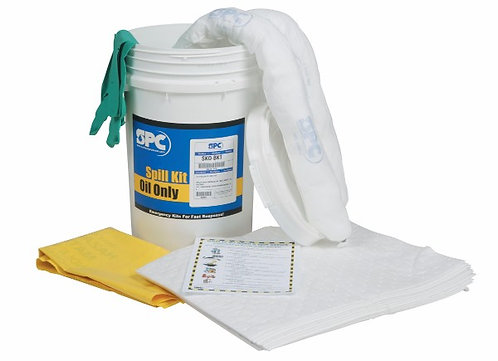 6.5 Gal Bucket Spill Kit