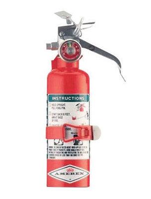 Amerex  1.4 # Halotron  I 1-B:C Fire Extinguisher