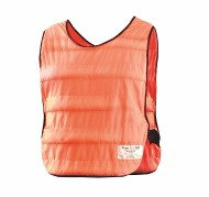 OccuNomix Orange Miracool  Cotton Pull Over Poncho Style Cooling Vest