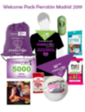 web ELEMENTOS WELCOME PACK PERROTON MADR