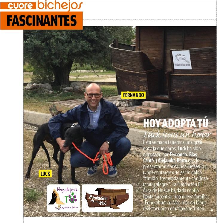 ADOPCIÓN_LUCK_-_REVISTA_CUORE_Nº_632___1