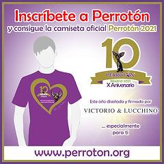 Visual Camiseta oficial Victorio y Lucch