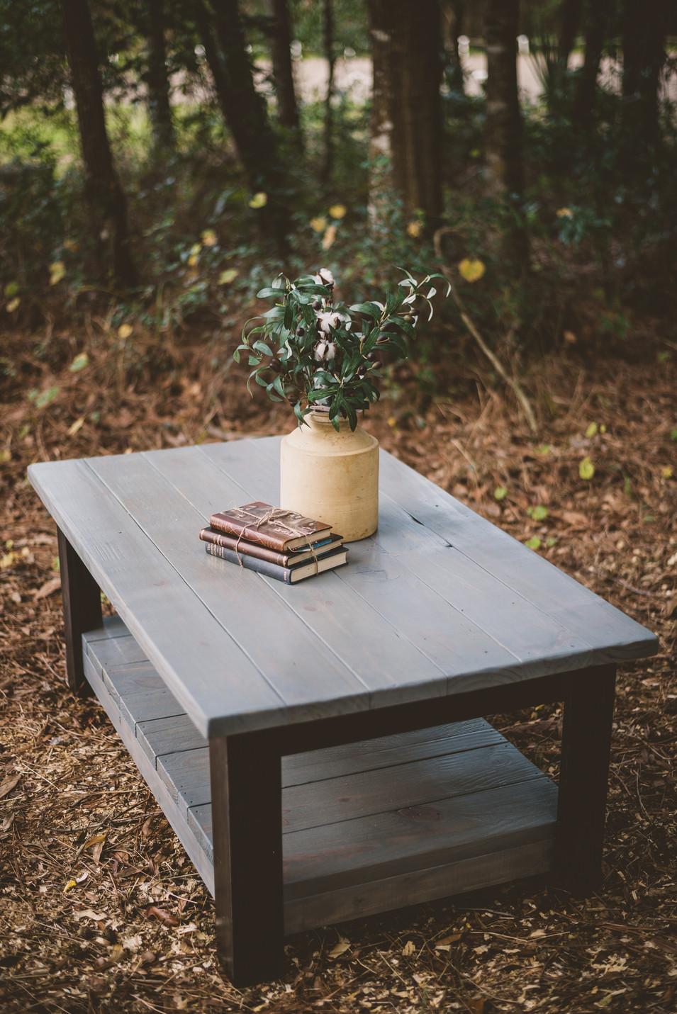 Custom Built Coffee Table