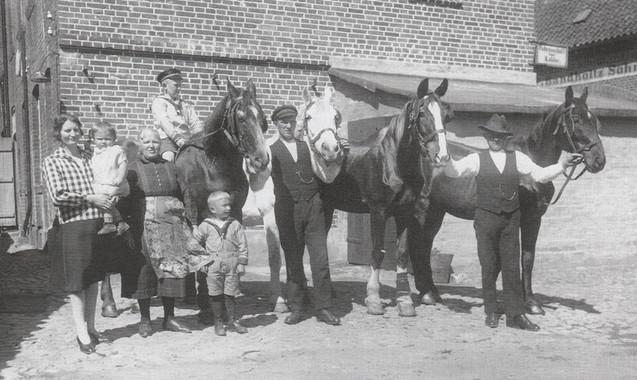 Familienfoto von 1926