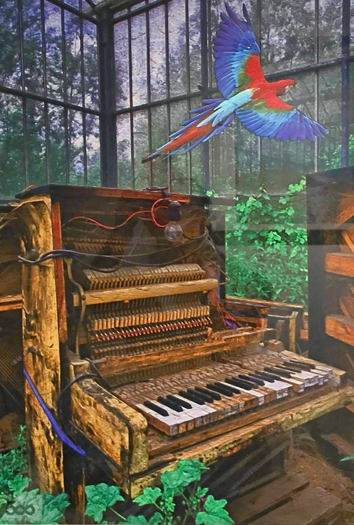 The old piano - Bengt Bengtsson