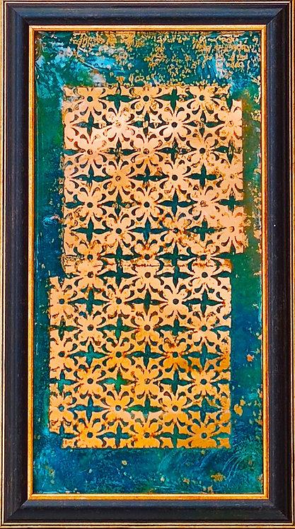 Ancient pattern - Dominyka Usvaiskaya