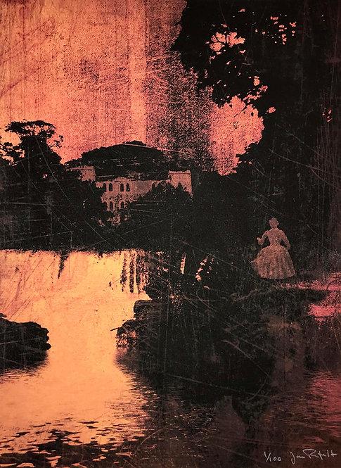 Lady by the lake - Jan Rufelt