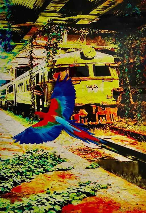 Train station - Bengt Bengtsson