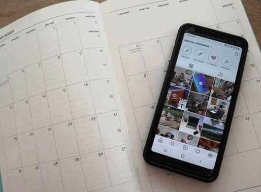 Un calendrier éditorial : de quessé?