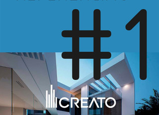 Referencias TOP #01 - CREATO arquitectos