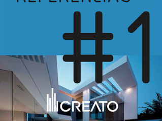 Referencias TOP #01 - CREATO arquitectos