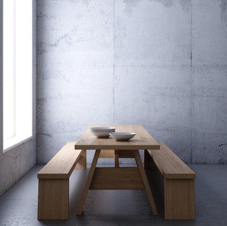 Fayland Dining Table By Chipperfield
