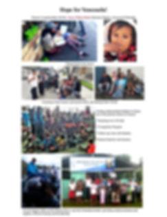 Crisis & Hope In Venezuela Humanitarian